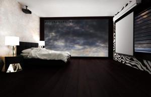Дом в Самаре. Спальня хозяев